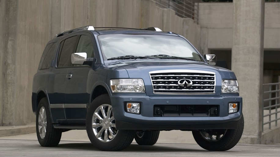 Qx60 vs qx 56 autos post for Infiniti qx60 vs honda pilot
