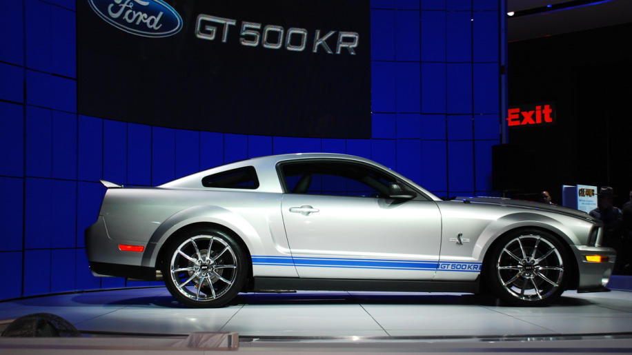 shelby gt500kr king - photo #17