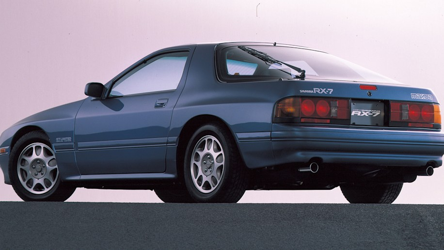 Mazda Rx 7 Throughout History Photo Gallery Autoblog