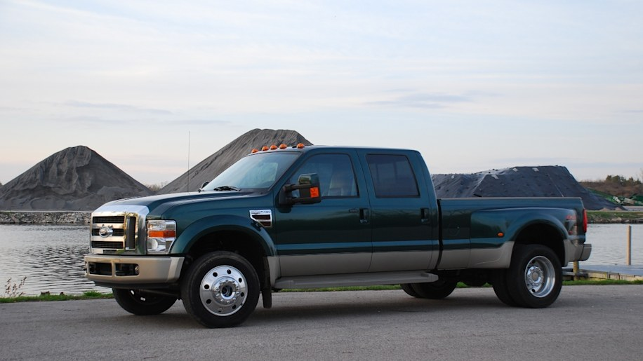 F 450 King Ranch >> 2008 Ford F-450 King Ranch Photo Gallery - Autoblog