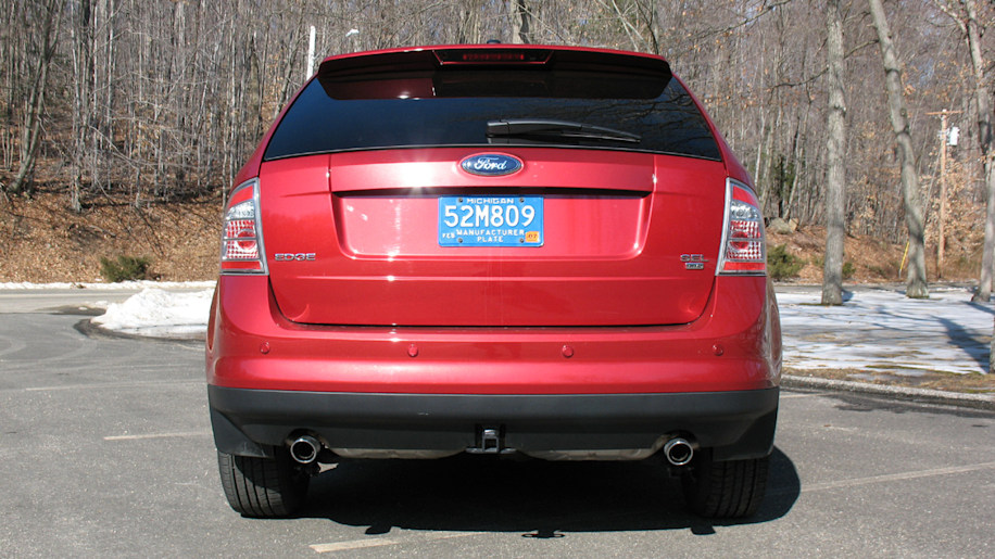 Autoblog garage 2007 ford edge sel awd photo gallery for Garage ford lens