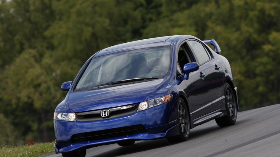 honda prices civic mugen si sedan from 29 500 autoblog. Black Bedroom Furniture Sets. Home Design Ideas