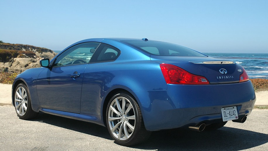 2007 infiniti g37 coupe photo gallery autoblog. Black Bedroom Furniture Sets. Home Design Ideas