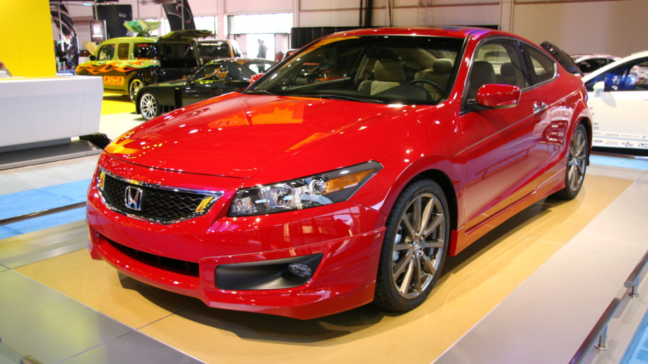 sema 2007 honda accord coupe hfp concept you can build yourself autoblog. Black Bedroom Furniture Sets. Home Design Ideas