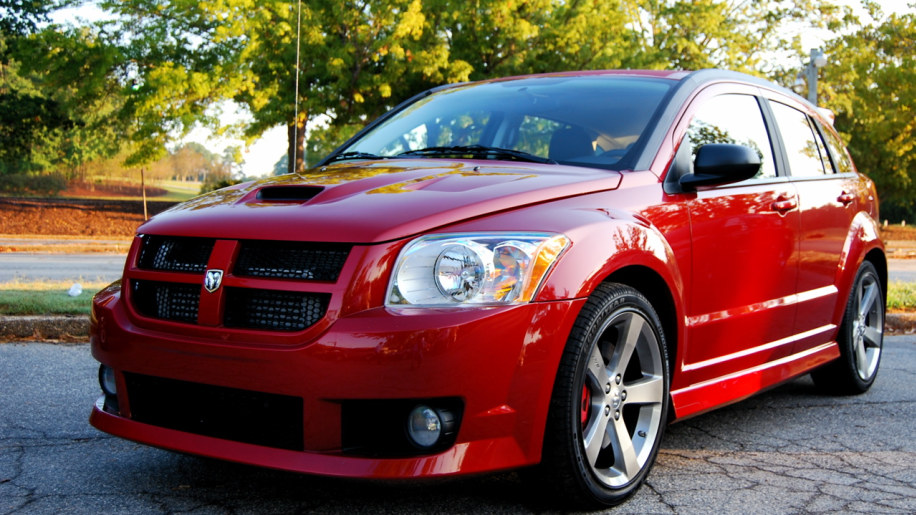 first drive 2008 dodge caliber srt 4 photo gallery autoblog. Black Bedroom Furniture Sets. Home Design Ideas