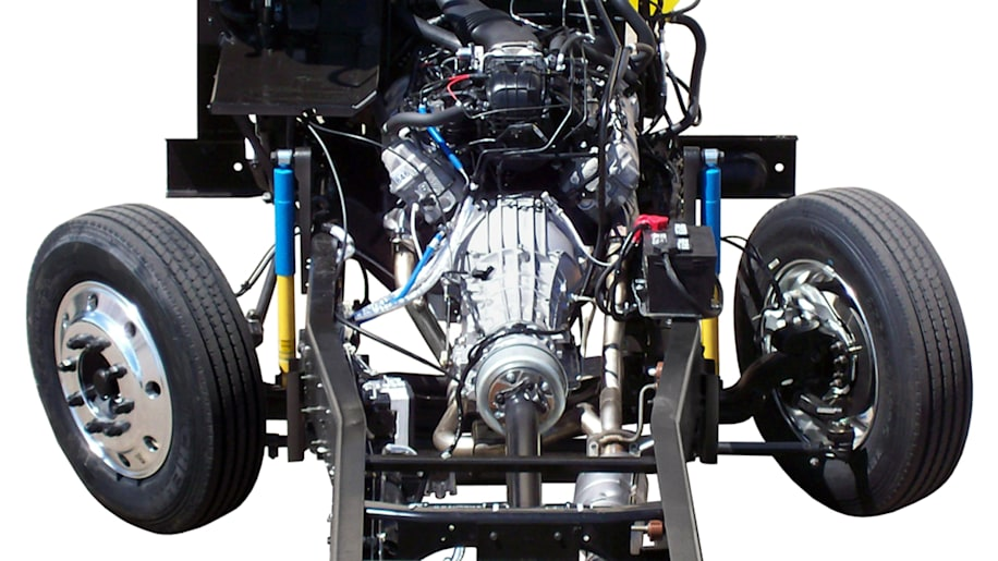 Ford F53 Super Duty Class A chassis Photo Gallery - Autoblog