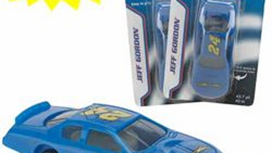 Jeff Gordon Dental Floss