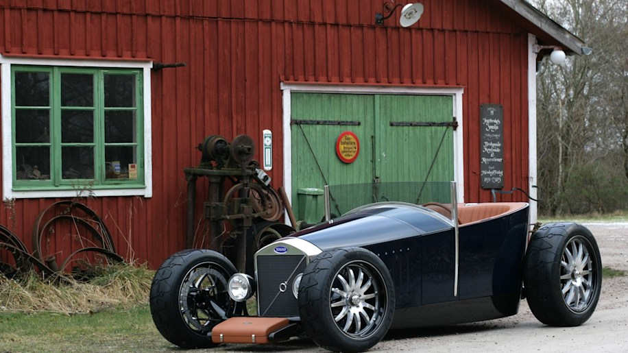 volvo hot rod jakob photo gallery - autoblog