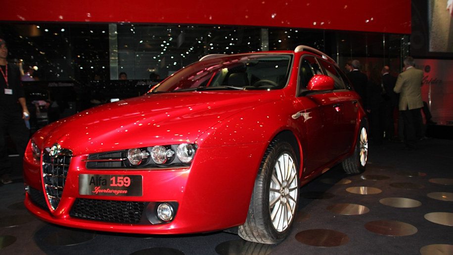 poor sales mean alfa 159 replacement coming soon with u.s. in