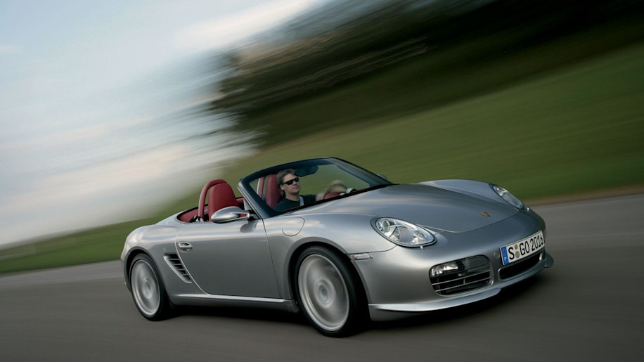 Porsche Finally Moving Ahead With Flat Four Engine Autoblog