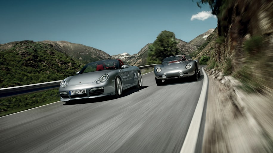 Porsche finally moving ahead with flat-four engine