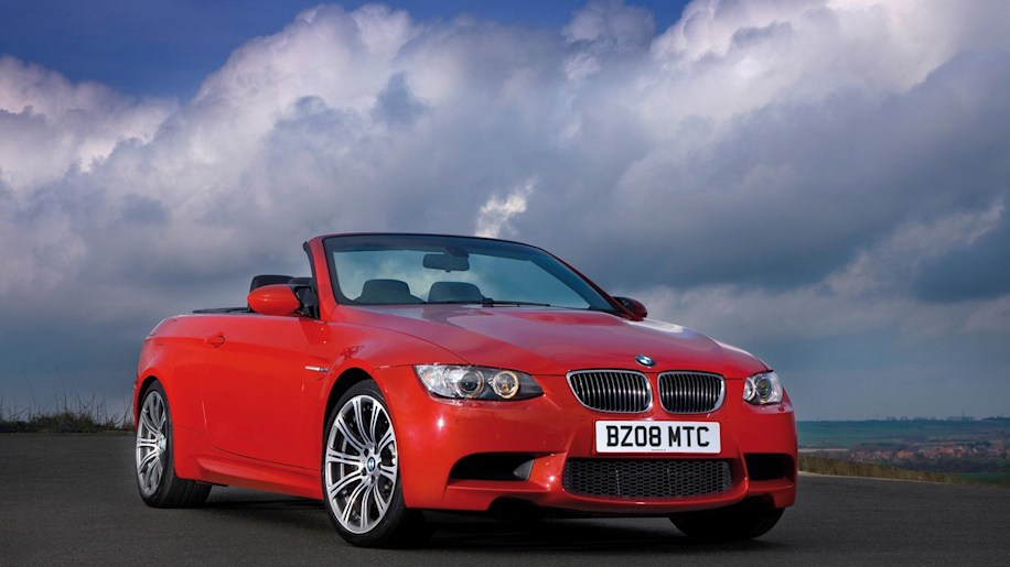 2009 BMW M3 Convertible Photo Gallery  Autoblog