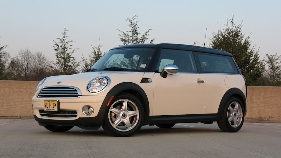 review 2008 mini cooper clubman autoblog. Black Bedroom Furniture Sets. Home Design Ideas
