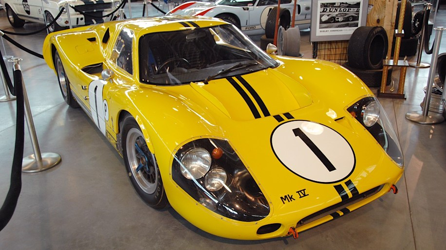 Larry H Miller Hyundai >> A tribute to Shelby: Larry H. Miller Auto Museum - Autoblog