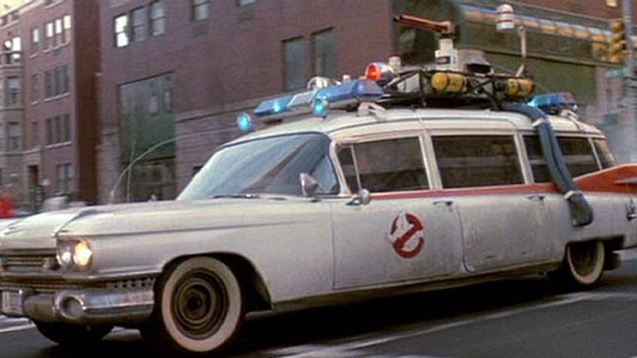 1959 Cadillac Miller-Meteor Ecto-1 from Ghostbusters
