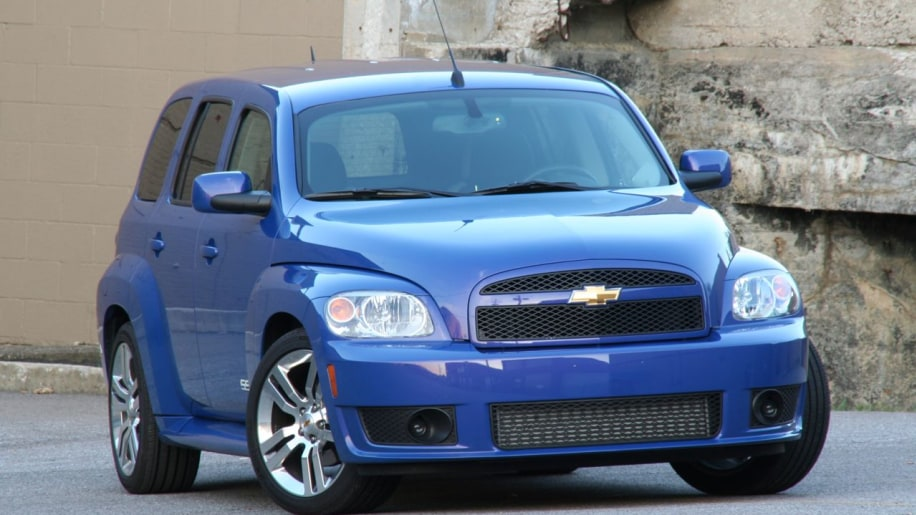 review 2008 chevy hhr ss photo gallery autoblog. Black Bedroom Furniture Sets. Home Design Ideas