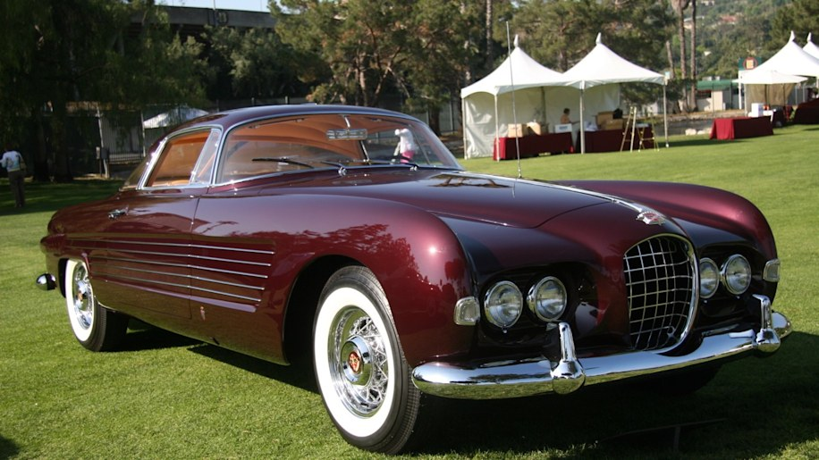 1953 Rita Hayworth Cadillac Ghia Coupe