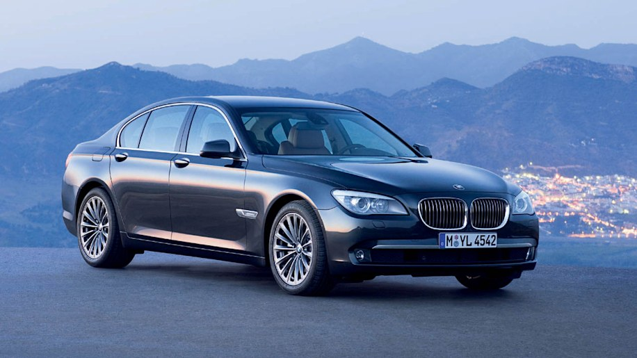 Officially Official: 2009 BMW 7 Series - Autoblog