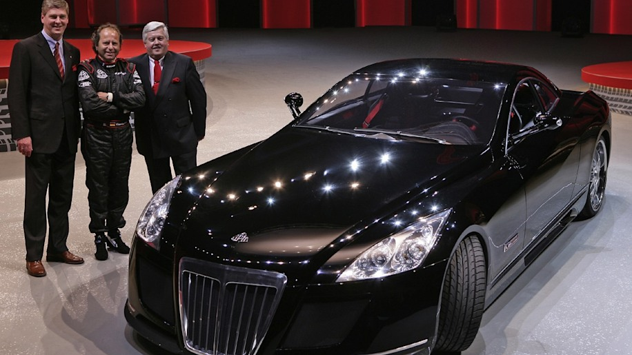 The Maybach Exelero can be yours for 78 million  Autoblog