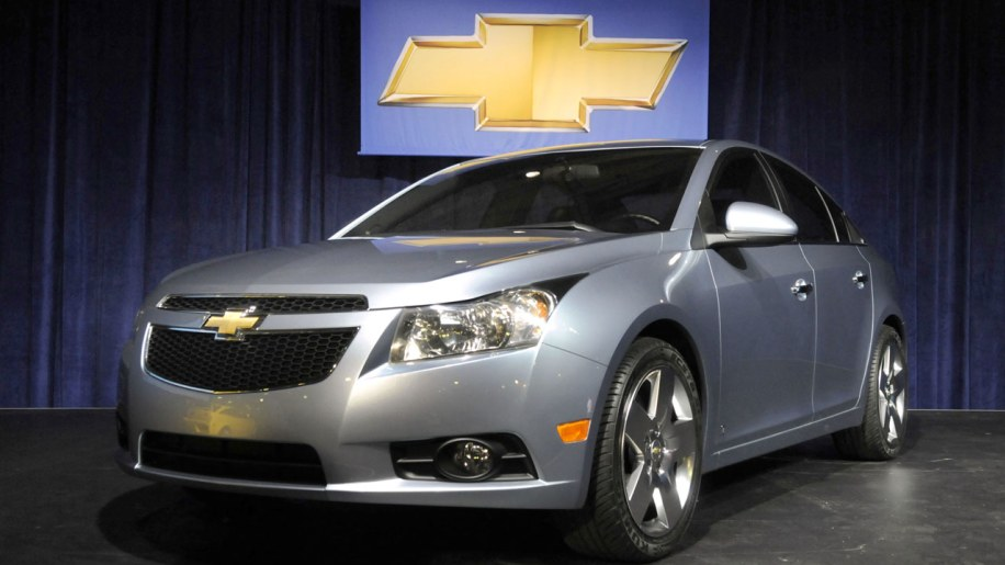 Gm Releases Official Pics Of 2011 Chevy Cruze Autoblog