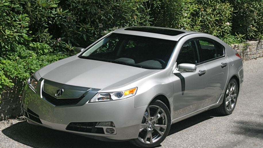 first drive 2009 acura tl photo gallery autoblog. Black Bedroom Furniture Sets. Home Design Ideas