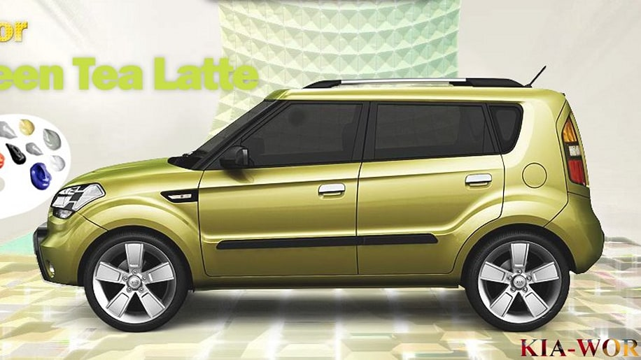 Kia Soul Colors Photo Gallery - Autoblog