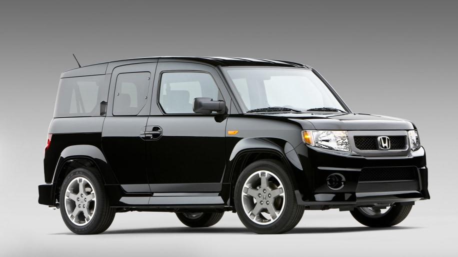2009 honda element sc photo gallery autoblog. Black Bedroom Furniture Sets. Home Design Ideas