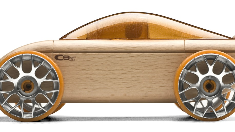 Automoblox vehicle side view
