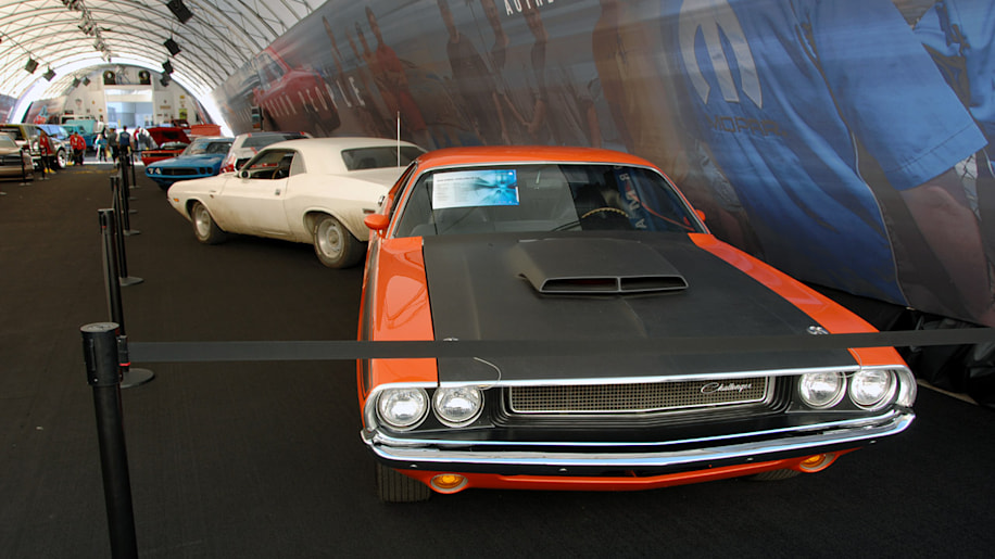 SEMA 2008: Mopar Alley #1