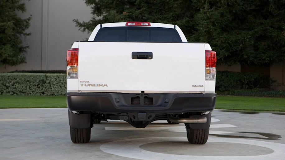 Toyota Tundra Work Truck Package Photo Gallery Autoblog