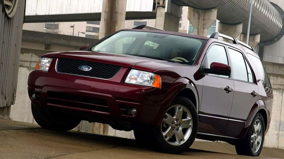 10. Ford Freestyle (2005 - 2007 models)