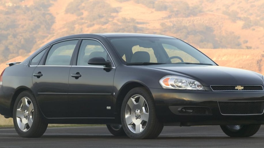 Number 10: 2006-Present Chevy Impala SS