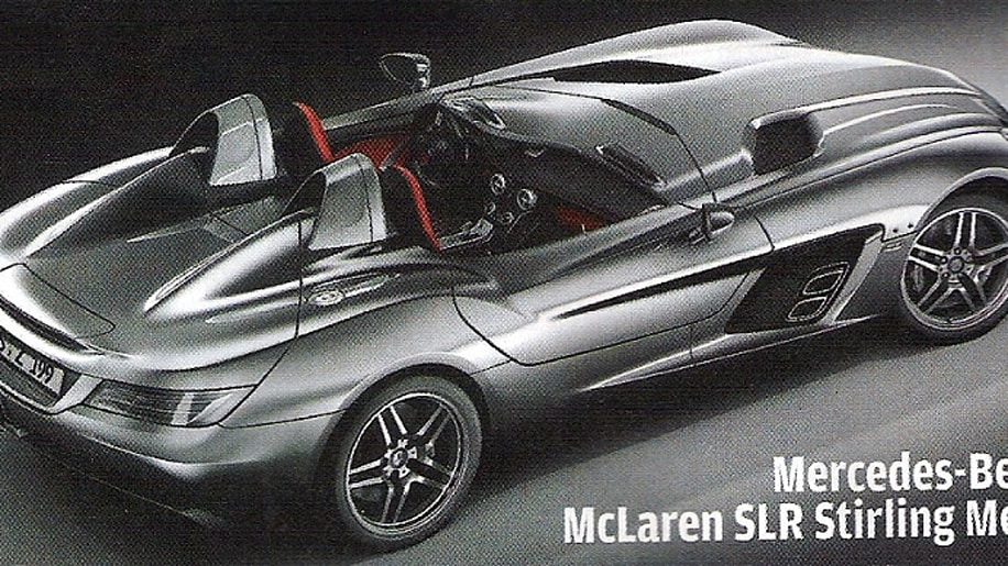 Mercedes benz mclaren slr sterling moss photo gallery for Mercedes benz sterling