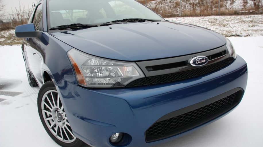Review  2009 Ford Focus Ses Coupe