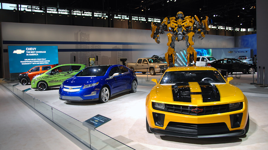 Autobots from Transformers 2: Revenge of the Fallen