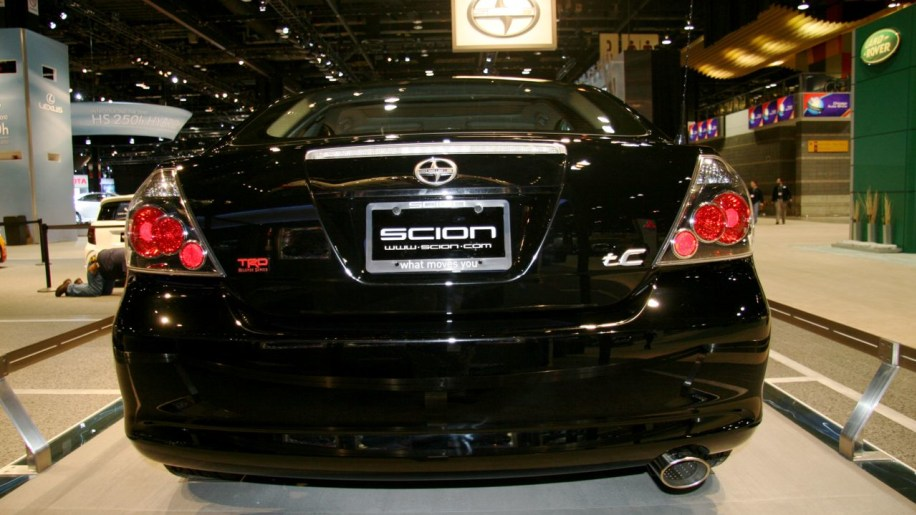 chicago 2009 scion tc release series 5 0 feb 11 2009. Black Bedroom Furniture Sets. Home Design Ideas