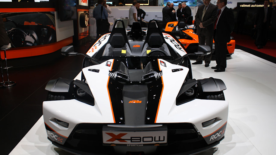 Ktm X Bow Msrp