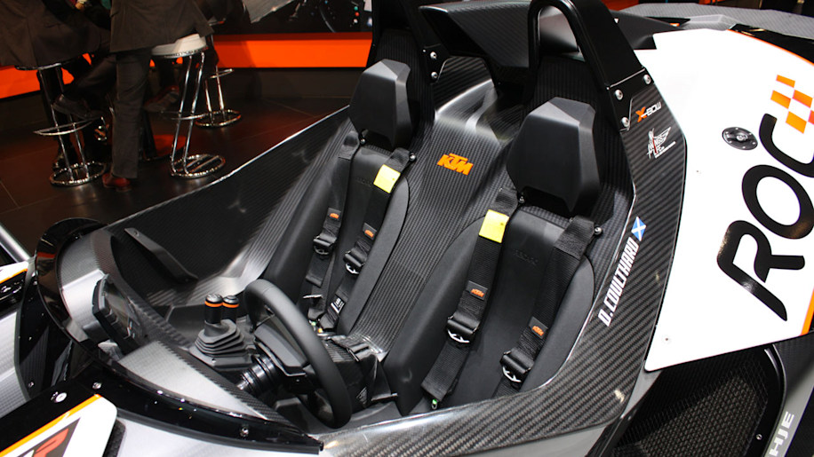 Ktm X Bow Price >> Geneva 2009: KTM X-Bow ROC unveiled for those who like to race champions - Autoblog