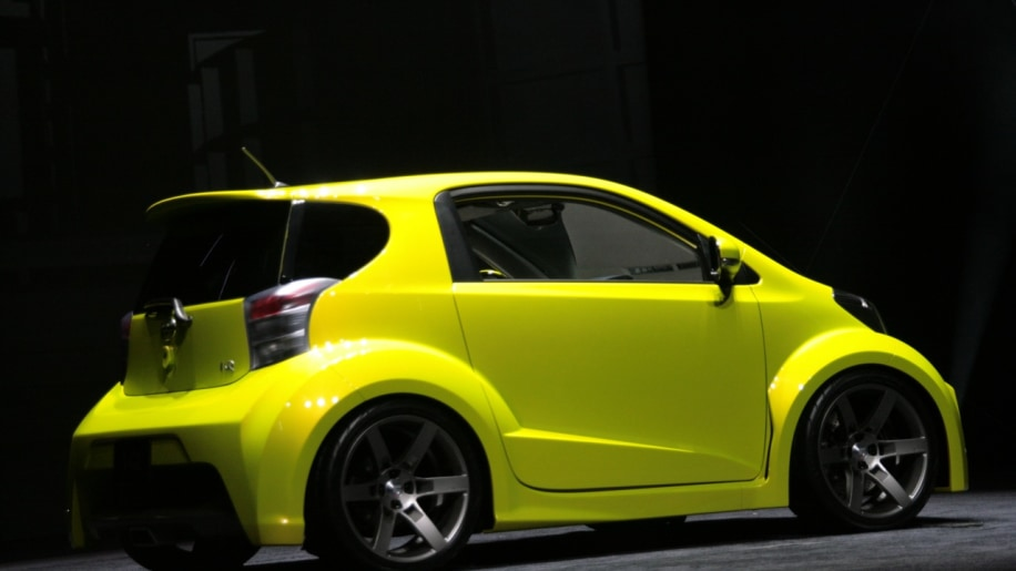 New York Scion Iq Concept Photo Gallery Autoblog