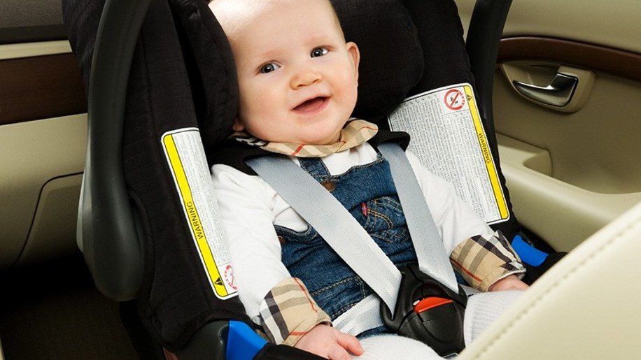 REPORT: Federal laws keeping Volvo from offering safer child seats