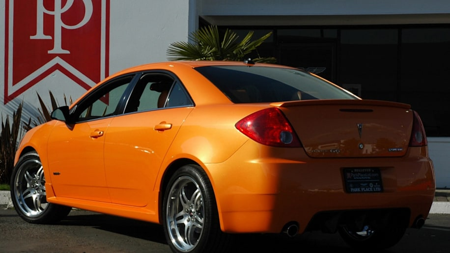 Pontiac G6 Gxp Sema 2004 Show Car On Ebay Photo Gallery