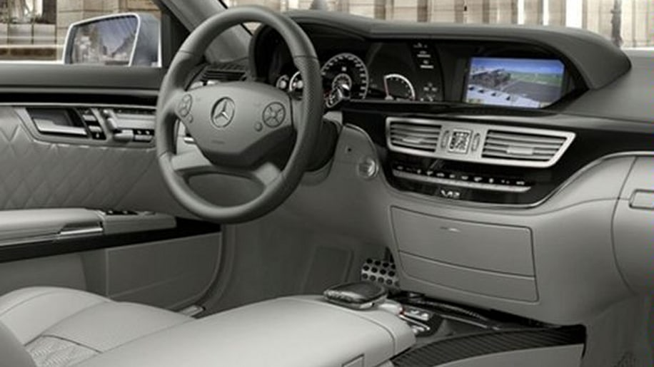 refreshed mercedes benz s63 s65 leaked in advance of shanghai show autoblog. Black Bedroom Furniture Sets. Home Design Ideas