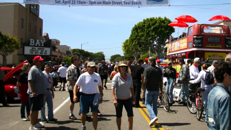 22nd Annual Seal Beach Classic Car Show
