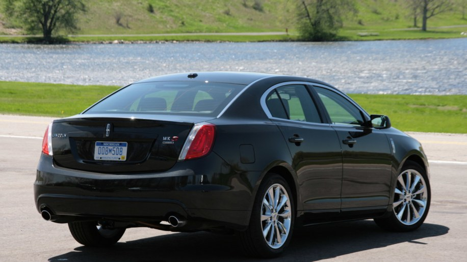 2010 lincoln mks ecoboost first drive photo gallery autoblog. Black Bedroom Furniture Sets. Home Design Ideas