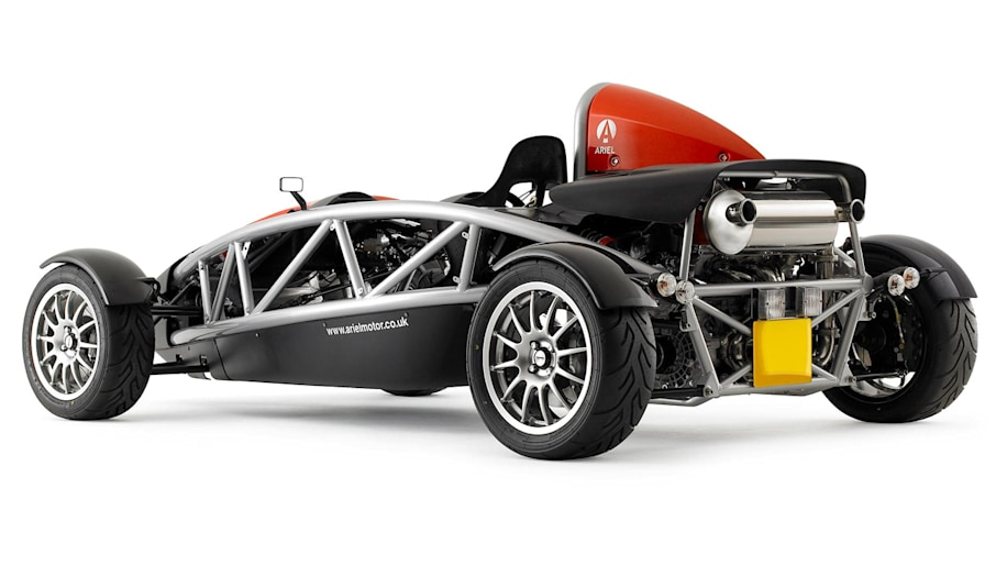 Entry Level Ariel Atom 3 Priced From 49 980 Autoblog