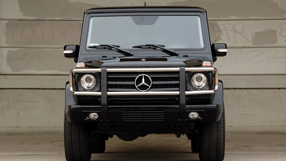 Review 2009 mercedes benz g550 photo gallery autoblog for Mercedes benz suv 2009 price