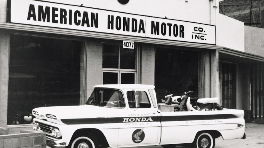 Honda Celebrates 50 Years In The US W VIDEO