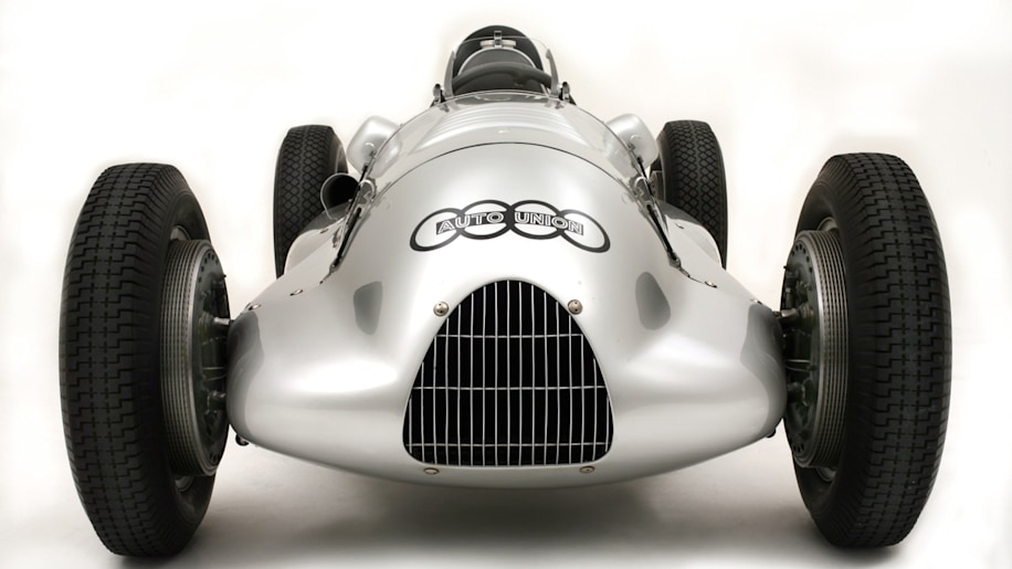 Auto Union D Type Silver Arrow Back On The Auction Block At
