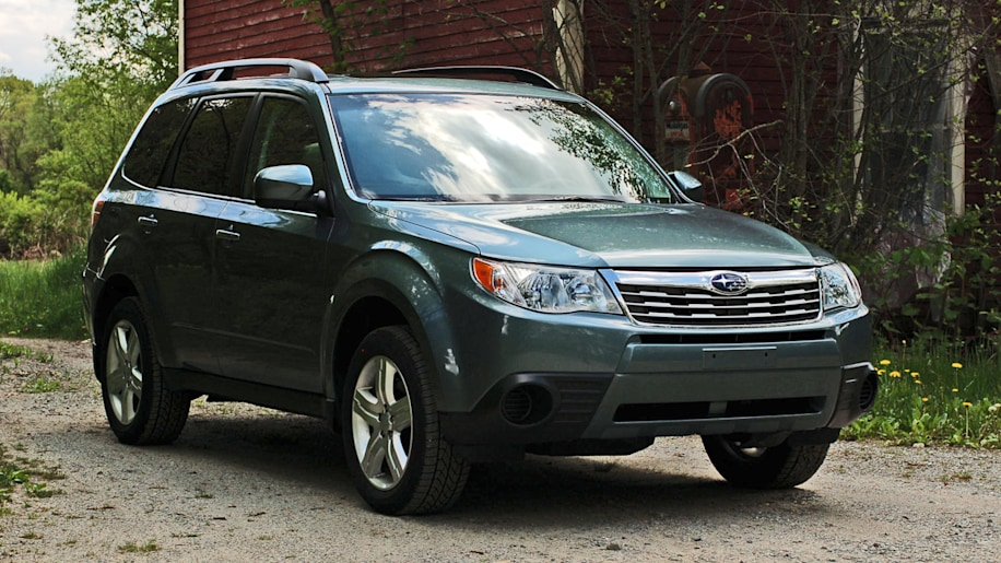 Subaru Forester Gets New Engine For 2011 Improved Fuel Economy