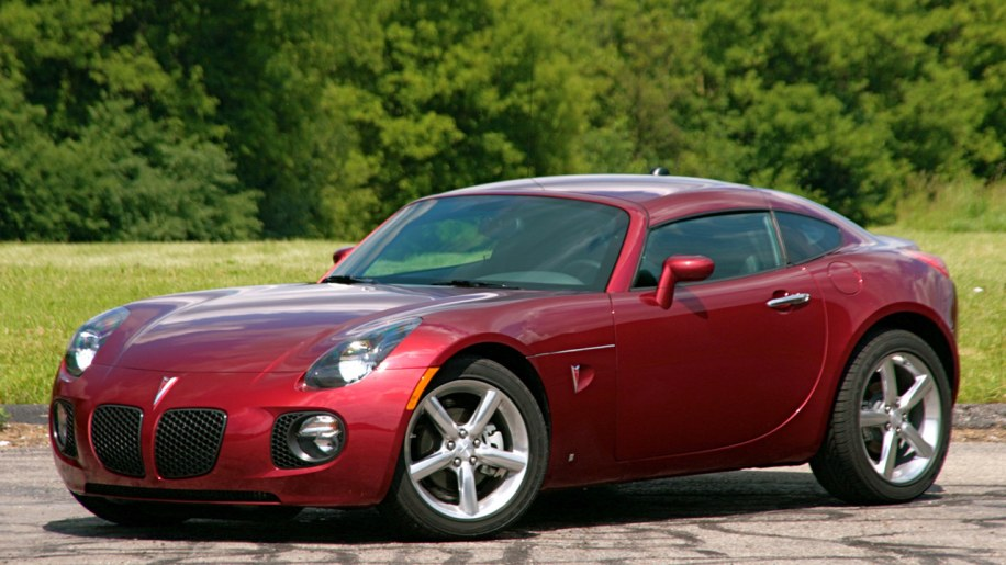 2009 Pontiac Solstice Gxp Coupe For Sale Cargurus Autos Post